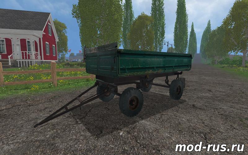 скачать моды для Farming Simulator 2015 птс - фото 6