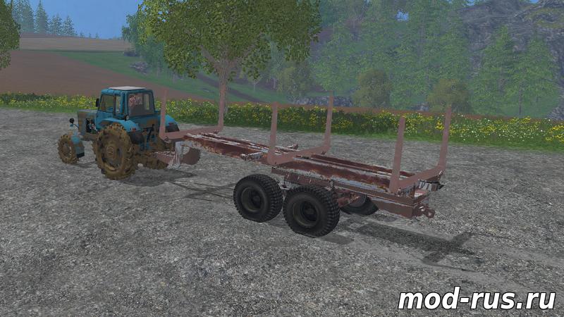 скачать мод для леса для Farming Simulator 2015 - фото 5