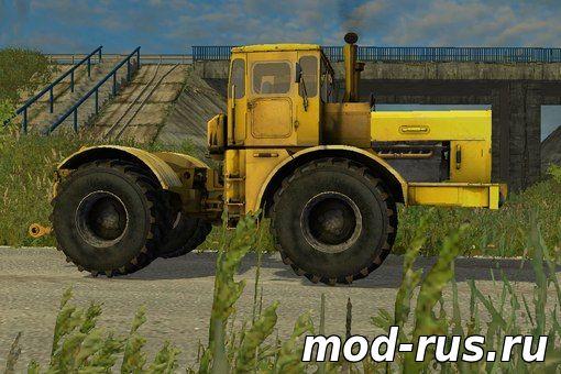 скачать мод на кировец для Farming Simulator 2015 - фото 8