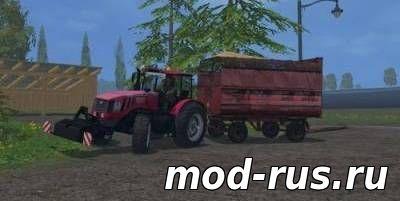 скачать моды для Farming Simulator 2015 птс - фото 2