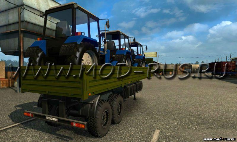 Скачать мод русские грузовики для етс 2